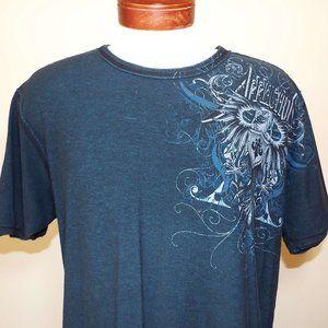 Affliction Reversible T-Shirt